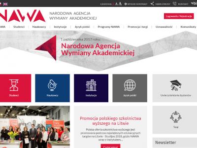 Program - Narodowa Agencja Wymiany Akademickiej