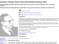 Stypendium Krzysztofa Skubiszeskiego